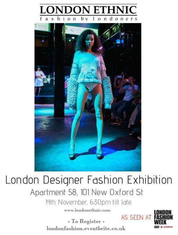 london designer exhibition