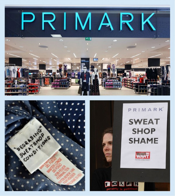 How do you get to primark?
