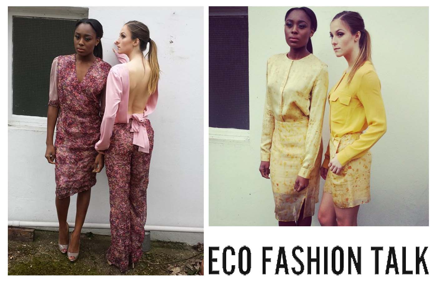 eco fashion talk