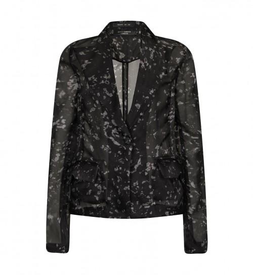 Transparent Jacket (Front)